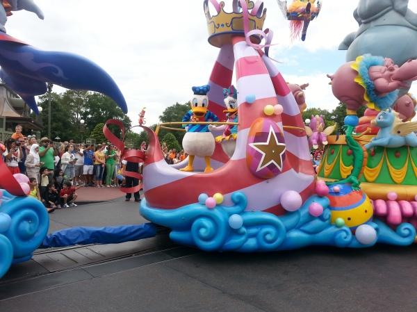Pato Donald e Margarida